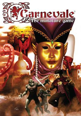 Carnevale: Rulebook (SALE)