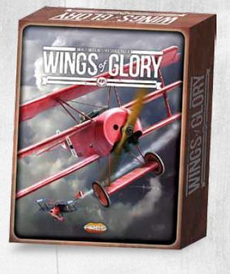 Wings Of Glory (WWI): Rules And Accessories Pack