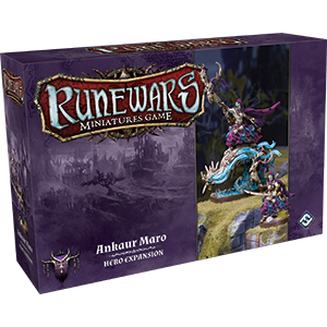 RuneWars Miniatures Game: Ankaur Maro [SALE]