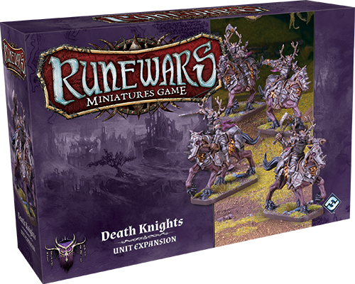 RuneWars Miniatures Game: Death Knights