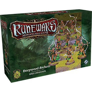 RuneWars Miniatures Game: Deepwood Archers