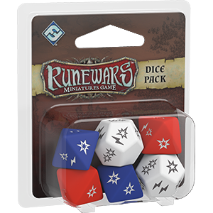 RuneWars Miniatures Game: Dice Pack [SALE]