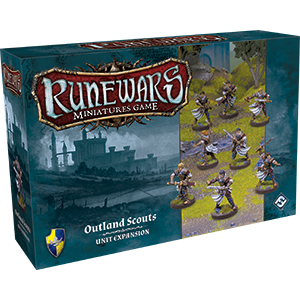 RuneWars Miniatures Game: Outland Scouts
