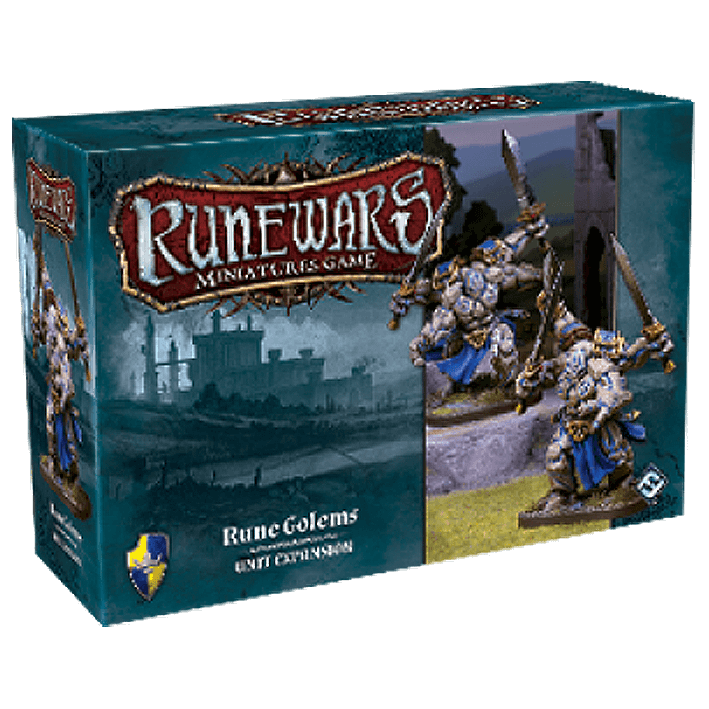 RuneWars Miniatures Game: Rune Golems [SALE]