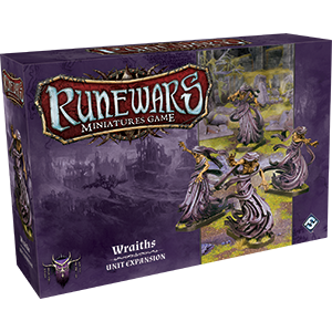RuneWars Miniatures Game: Wraiths Unit Expansion