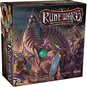 RuneWars Miniatures Game [SALE]