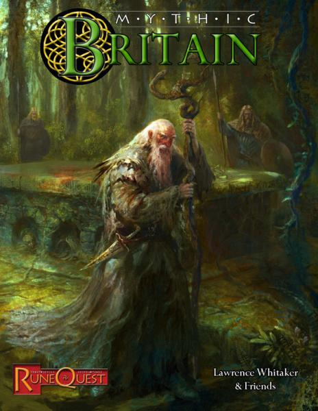 Runequest 6th Edition: Mythic Britain