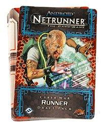 Android: Netrunner Cyberwar: Runner Draft Pack [SALE]