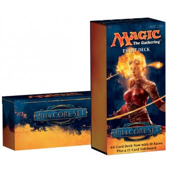 Magic: 2014 Core Set: Event Deck: Rush Of The Wild