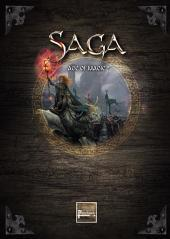 SAGA Age of Magic: Core Rulebook (HC)