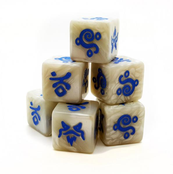 SAGA Age of Magic: Magic Dice