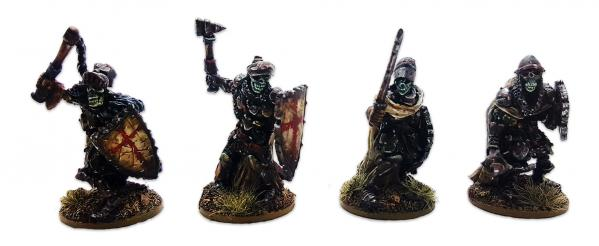 SAGA Age of Magic: Undead Legion Hearthguard
