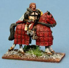 SAGA: Ordensstaat: Mounted Ordensstaat Warlord