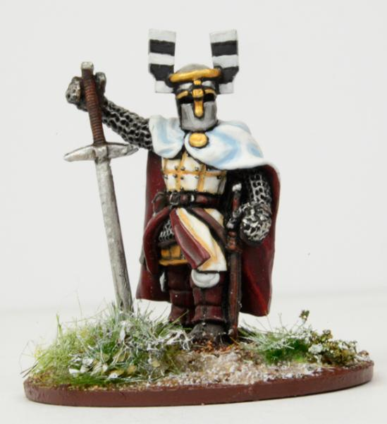 SAGA: Ordensstaat: Warlord with Heavy Weapon