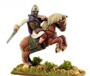 SAGA: Welsh: Warlord 2 (Mounted)