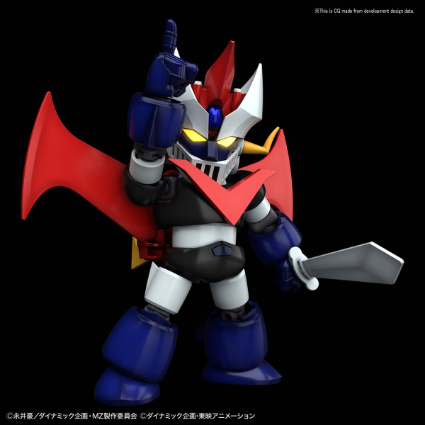 SD Cross Silhouette: Great Mazinger
