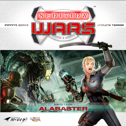 SEDITION WARS: BATTLE FOR ALABASTER (SALE)