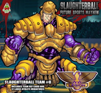 SLAUGHTERBALL DELUXE: TEAM LEGION