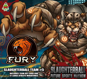 SLAUGHTERBALL DELUXE: Team Fury