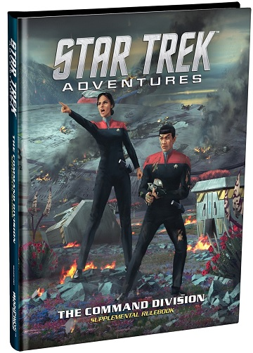 STAR TREK ADVENTURES: The Command Division