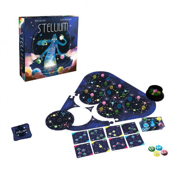 Stellium Board Game Ankama ANK152
