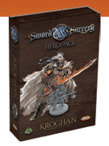 SWORD AND SORCERY: KROGHAN Hero Pack