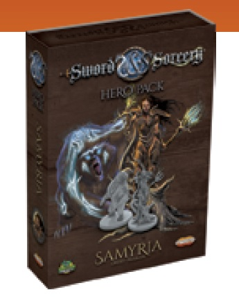 SWORD AND SORCERY: SAMYRIA Hero Pack