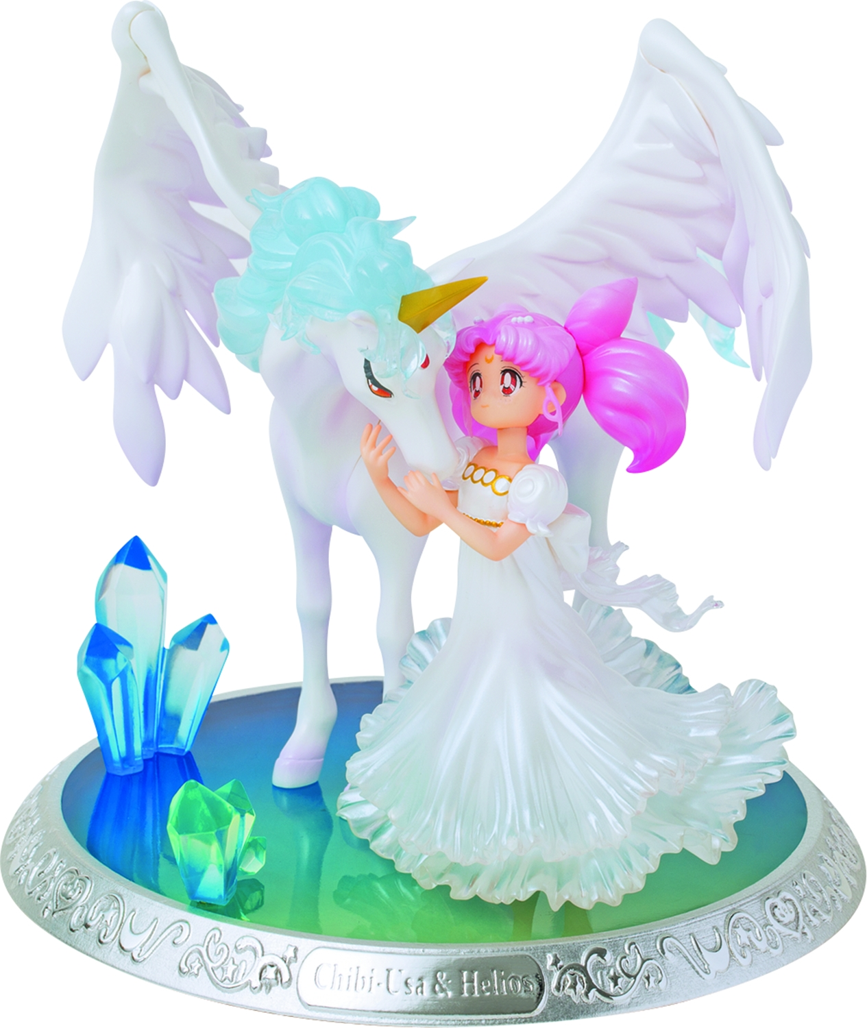 Sailor Moon: Chibi-Usa and Helios (S.H.Figuarts Chouette)