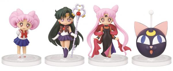 Sailor Moon Mini Figure Assortment: Volume 3: Luna P Ball