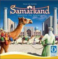 Samarkand [Damaged]
