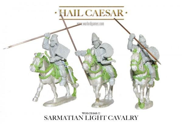 Hail Caesar: Dacian: Sarmatian Light Cavalry