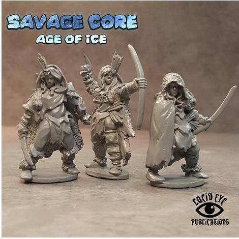 Savage Core- Age Of Ice: Amazons 1