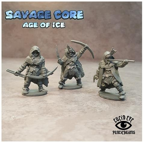 Savage Core- Age Of Ice: Amazons 2