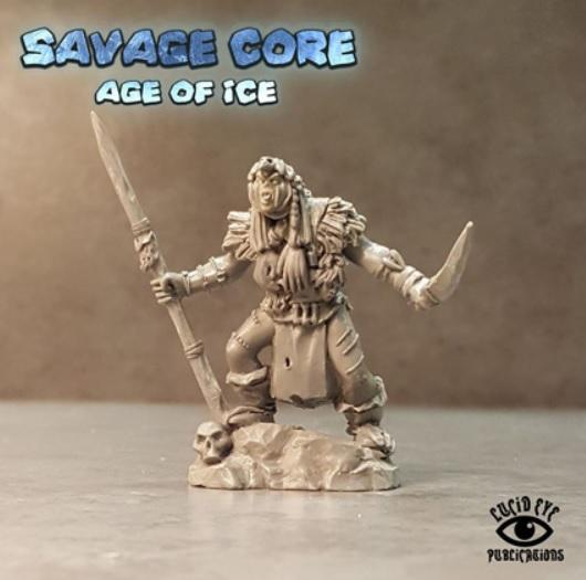 Savage Core- Age Of Ice: Cul The Flay Priest