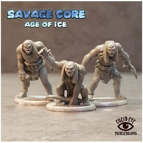 Savage Core- Age Of Ice: The Corelock Bods 1