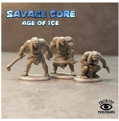 Savage Core- Age Of Ice: The Corelock Bods 2