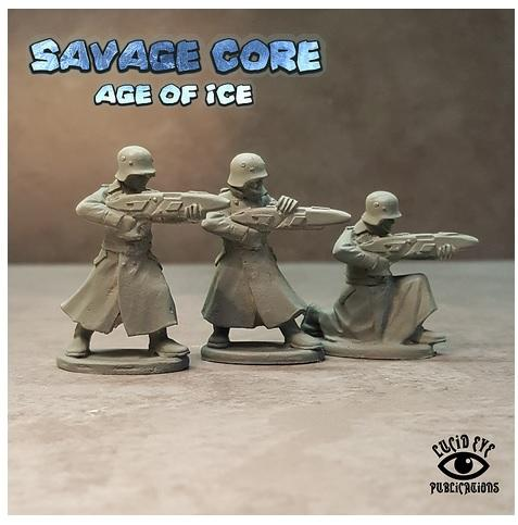Savage Core- Age Of Ice: The Projekt Sturm Bods 1