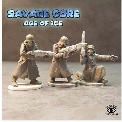 Savage Core- Age Of Ice: The Projekt Sturm Bods 2