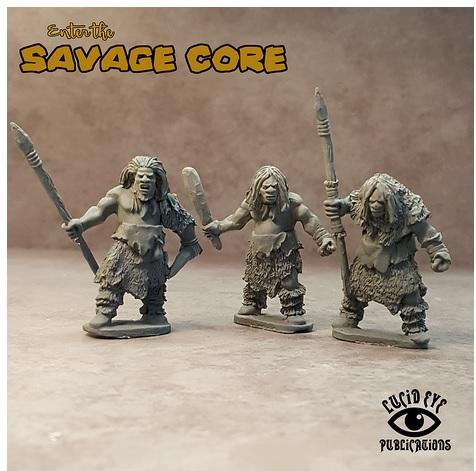 Savage Core: Neanderthal Bods 1