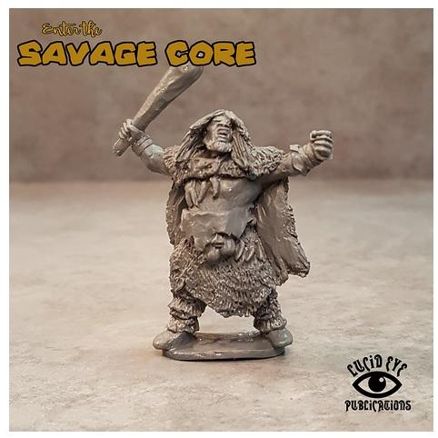 Savage Core: Neanderthal Boss Bugnag