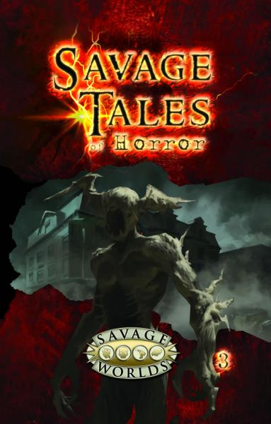 Savage Tales Of Horror: Volume 3 Limited Edition (HC)