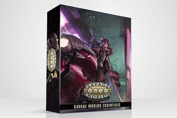 Savage Worlds: Adventure Edition - Essentials Boxed Set