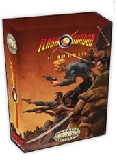 Savage Worlds: Flash Gordon RPG - Collectors Box Set