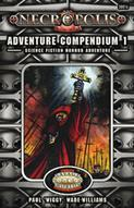 Savage Worlds: Necropolis 2350- Adventure Compendium 1