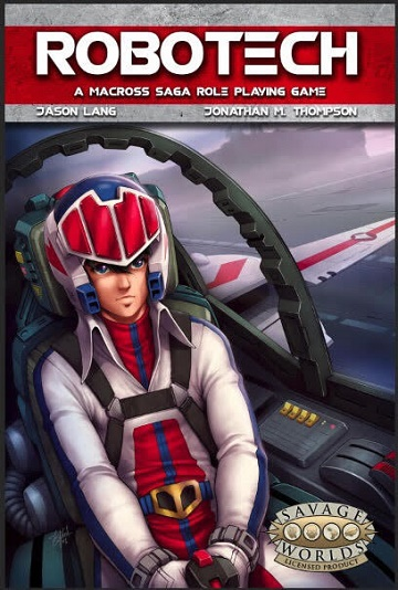 Robotech - A Macross RPG (Savage Worlds)