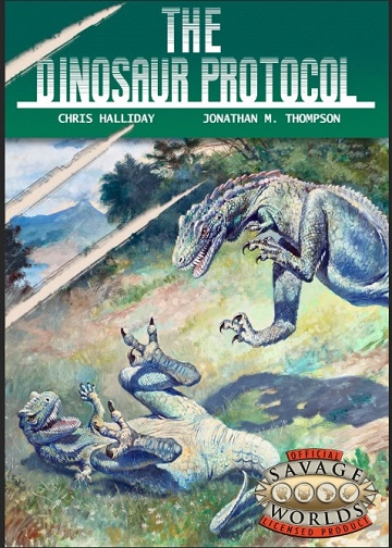 Savage Worlds: The Dinosaur Protocol