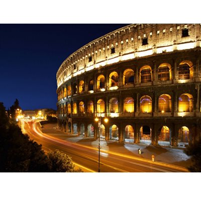 Schmidt Spiele Puzzles: Colosseum by Night