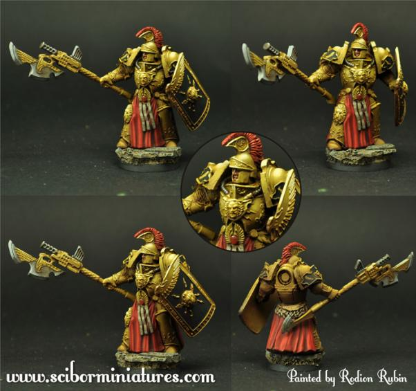 Scibor Monstrous Miniatures: SF Roman Legionary #7