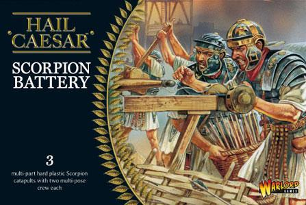 Hail Caesar: Imperial Romans: Scorpion Battery
