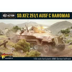 Bolt Action: German: Sd.Kfz 251/1 ausf C Hanomag